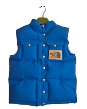 Northface Gucci  Vest  Blue Size Small