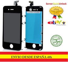 Pantalla Completa para Iphone 4s Negra Negro Tactil + LCD + Marco