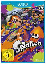 Nintendo Wii U WiiU Spiel ***** Splatoon *****************************NEU*NEW*55