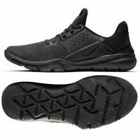 Nike Flex Control 3 Training Shoes Triple Black AJ5911-002 Men's NEW
