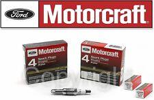 set of 10 Genuine Motorcraft Spark Plug SP507 replaced by SP515