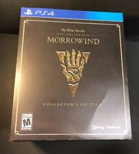 The Elder Scrolls Online Morrowind [ Collector's Edition ] (PS4) NEW