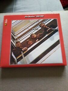 The Beatles - 1962-1966(RED Album - 2010 Remastered 2 CD set - excellent