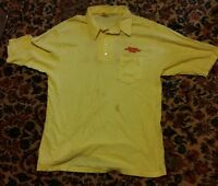000 Vintage Yamaha's Wide Open House Polo Shirt There's Vrooom For Everyone XL
