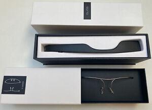 Google Glass Enterprise Edition POD Charcoal Model GG1 NEU und OVP mit TI Band