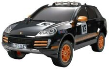 Tamiya 1/10 RC Car No.406 Porsche Cayenne S Transsyberia 2007 Kit 58406 Japan