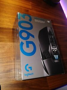 Logitech G903 LIGHTSPEED 25k DPI Hero Sensor Wireless Gaming Mouse