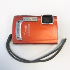 Olympus Tough TG-320 14.0MP Red Waterproof & Shockproof Digital Camera