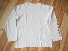 Jungen Shirt T-Shirt Hemd Sportshirt Oberteil Basic Gr. M  158-164