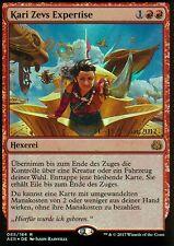 Kari Zevs Expertise FOIL / Kari Zev's Expertise | NM | Prerelease Promo | GER