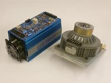 Servo System Kollmorgen PMI Pancake Motor & CSR Controller CEM Parvex