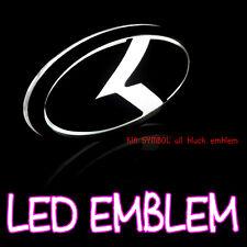 Front Hood Grill Evolution K Logo LED Emblem 1p For 2011-2015 Kia Optima : K5