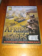 Panzer Grenadier: Afrika Korps (New)