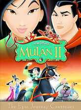 Mulan II (DVD, 2005) Authentic Disney