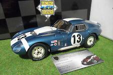 SHELBY COBRA Daytona Coup 13 Schlesser Keck WINNER Daytona 1965 1/18 EXOTO 18016