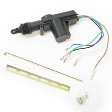 Car Door Lock Motor Central Locking System Kit Alarm 5 Wire