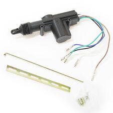 Coche Resistente Puerta Cerradura Actuador Kit para CIERRE CENTRALIZADO Sistema