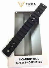 Genuine Tikka T3 / T3X Picatinny Weaver Rail Base Tactical Tac Nightvision