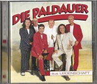 DIE PALDAUER / AUS LEIDENSCHAFT - CD 2003 * NEU *