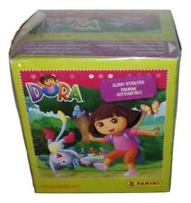 Dora Explorer V Series Box 50 Packs Stickers panini