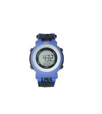 Nike Polyurethane Timber Watch Digital Chronograph Sport Watch WK0013-418 Blue