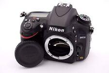 Nikon D D600 24.3 MP Digital SLR Camera - Black (Body Only) Shutter Count: 1520