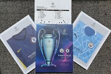 More details for chelsea v manchester city champions league final programme 29/5/2021 in stock!!!