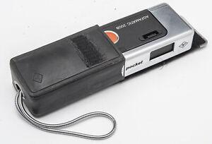 Agfa Agfamatic 2008 Pocket Sensor Pocketkamera Kamera - Color Agnar Optik