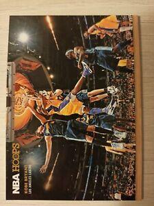 Kobe Bryant Los Angeles Lakers NBA HOOPS Courtside 2012