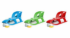 Schlitten Kinderschlitten Lenkschlitten Kunststoff Winter ISP Kindersitz