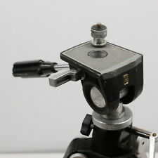 Slik S103 QR Pan Tilt Head Tripod quick release Japan