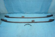 2003-2014 Volvo XC90 Roof Luggage Rack Cargo Rails 2pc Set 31253108-0 OEM