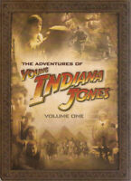 THE ADVENTURES OF YOUNG INDIANA JONES, VOLUME ONE - THE EARLY YEARS (BOXSE (DVD)