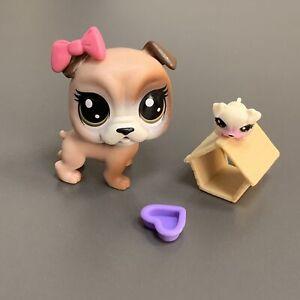 NEW Littlest Pet Shop LPS Series 1 2 Animal Bullena & Scamper #85 & #86 Lot #4