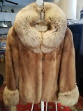Real Vintage Fur Coat The Style Shop, New London  Groton, size M