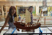 Wooden china sail boat kit The South China Sea NO1 Treasure-ship model kit