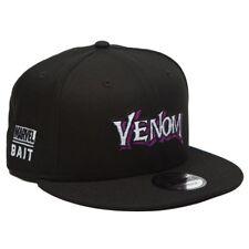 BAIT x Marvel x New Era 9Fifty Venom Wordmark Black Snapback Cap black