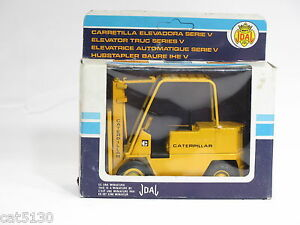 Caterpillar V60 Forklift - 1/25 - Joal #215 - MIB