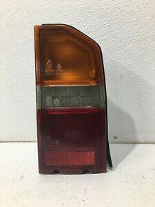 1989-1998 suzuki sidekick right Passenger Tail Light Lamp Taillight Taillamp Oe