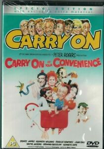Carry On At Your Convenience (DVD, 2003) SPECIAL EDITION BRAND NEW SEALED