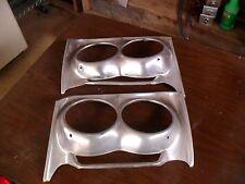 1962 head lite doors, repairable 1 pair.  automobilia,rat  rod