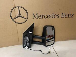 Genuine Mercedes Sprinter W907 Electric Mirror Long Arm ( R/H)