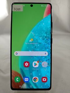 "Samsung Galaxy A71 5G A716U 128GB AT&T GSM Unlocked 6.7"" Smart Cellphone X299"