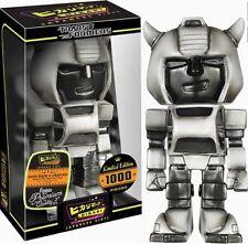 Toy Hikari Sofubi Vinyl Action Figure Grey Skull Bumblebee Limited Edition Funko