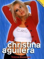 Christina Aguilera by Teresa Maughan 2000 SOFT COVER 1st edition biography book