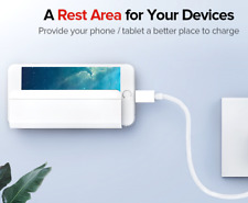 Universal Wall mount Phone Mobile Holder Stand with Strong Adhesive Strip