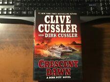 Crescent Dawn Dirk Pitt Novel by Clive Cussler & Dirk Cussler 1st HCDJ 2010