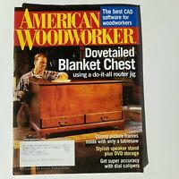 American Woodworker Magazine #109 September 2004