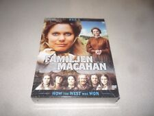 HOW THE WEST WAS WON : COMPLETE SEASON 2 - FIVE DISC DVD BOX SET REGION CODE 2