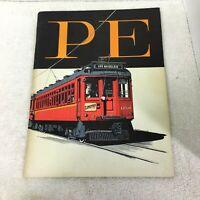 PE Pacific Electric Railway A pictorial album Electric Railroading Donald Duke